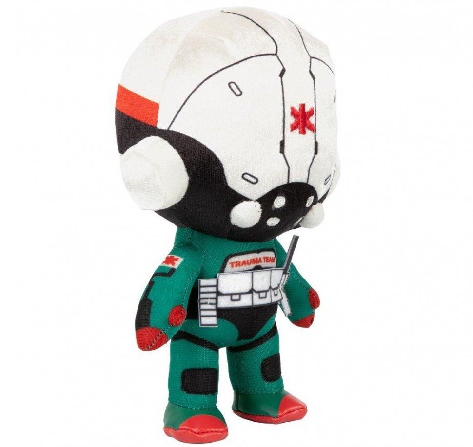 Мягкая игрушка JINX Cyberpunk 2077 - Trauma Team Security Specialist