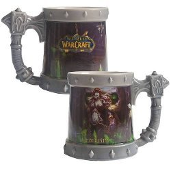 Кружка Warcraft City Mugs by TavernCraft - Undercity