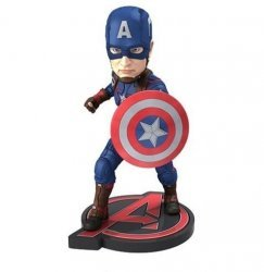 Фигурка Avengers - Age of Ultron Captain America Extreme Bobble Head