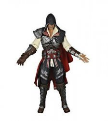 Фигурка Assassin's Creed II 2 Ezio Standard/Black Figure