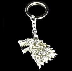 Брелок Game of Thrones Stark Wolf (Winter is Coming) #2