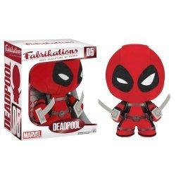 Мягкая игрушка Fabrikations Funko Marvel: Deadpool Plush