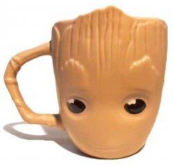 Чашка Грут Guardians of the Galaxy Marvel Cute Baby Groot Mug 550 ml