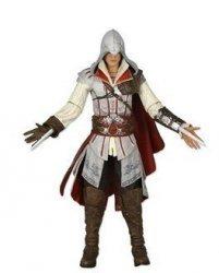 Фигурка NECA Assassin's Creed II 2 Ezio Standard/White Figure