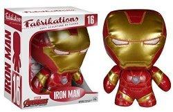 Мягкая игрушка Fabrikations Funko Marvel: Iron Man Plush