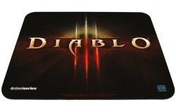 Коврик SteelSeries QcK Diablo 3 logo