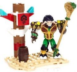 Mega Bloks World of Warcraft Set: Tauren Druid
