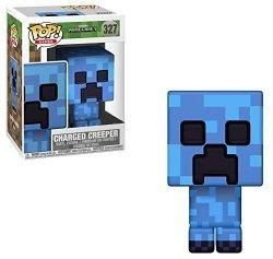 Фигурка Funko POP Games: Minecraft - Charged Creeper Exclusive