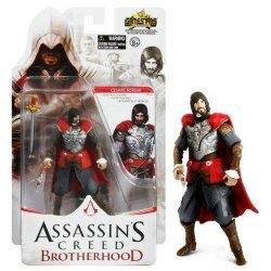 Фигурка Assassin's Creed Brotherhood Cesare Borgia Action Figure