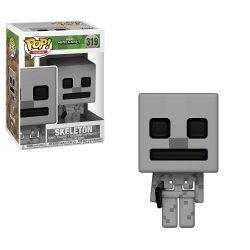 Фигурка Funko POP Games: Minecraft - Skeleton