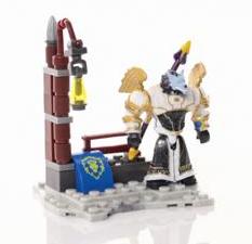 Mega Bloks World of Warcraft Set: priest worgen