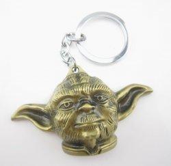 Брелок Star Wars Master Yoda Jedi Keychain