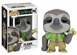 Фигурка Funko Pop! - Disney Flash Zootopia Figure