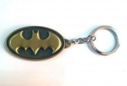 Брелок Batman Dark Knight Metal Keychain (цвет золотой)