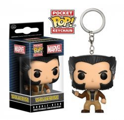 Брелок Funko Pocket Marvel POP Keychain - X-Men Wolverine