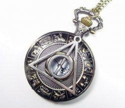 Часы Harry Potter  Deathly Hollows