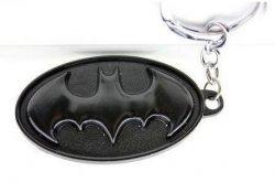 Брелок Batman Dark Knight Metal Keychain (цвет чёрный)