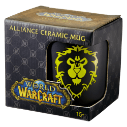 Чашка World of Warcraft Logo Mug - Alliance