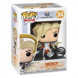 Фигурка Blizzard Exclusive Funko Pop! Diamond Collection Overwatch Mercy Ангел Фанко