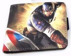 Кошелёк - Captain America Marvel Wallet