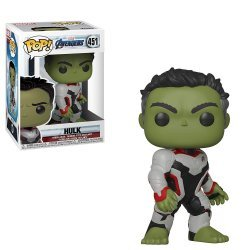 Фигурка Funko Marvel: Avengers Endgame - Hulk фанко Халк
