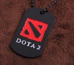 Медальон  Dota 2 Logo Metal