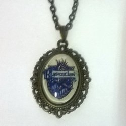 Брелок Harry Potter Ravenclaw 4х3 см.