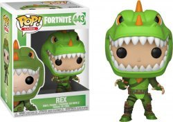 Фигурка Funko Pop Fortnite Фортнайт Рекс Rex