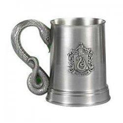 Кружка Harry Potter - Slytherin Pewter Mug (Оловянная кружка)