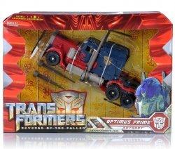 Фигурка Transformers Optimus prime Voyager robot Action figure