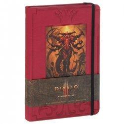 Блокнот Diablo Burning Hells Journal - Ruled (Hardcover)