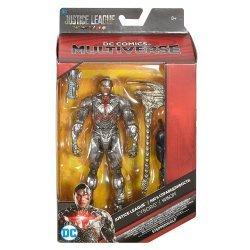 Лига справедливости: Киборг Фигурка DC Comics Multiverse - Justice League - Cyborg Figure