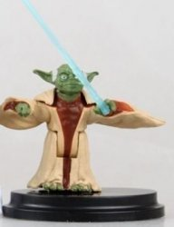 Фигурка-мини Star Wars - Yoda Figure 10 cm