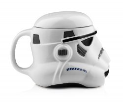 Чашка Star Wars Ceramic 3D Mug - Stormtrooper Helmet
