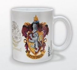 Кружка Harry Potter Gryffindor Mug Officially Licensed