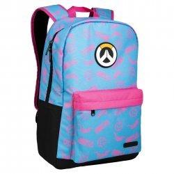 Рюкзак Overwatch D.Va Splash Backpack Blue/Pink